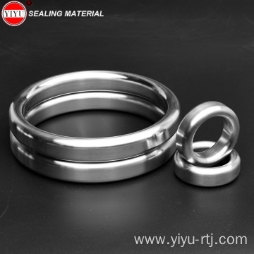 OVAL Ring Gasket Material