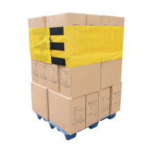 Adjustable Pallet Shrink Wrapz With Breathable Mesh Material