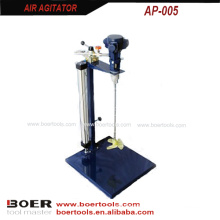 Self-elevating Air Agitator