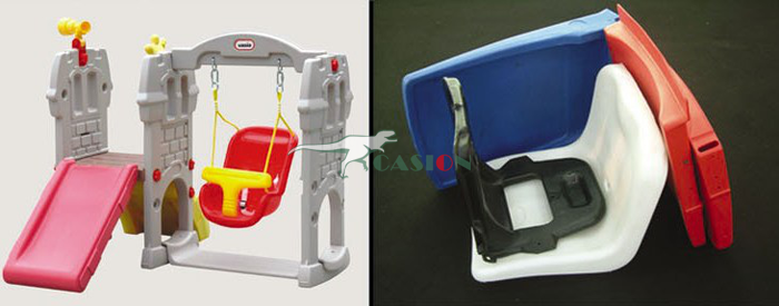 Plastic Seat Hollow Blow Mold