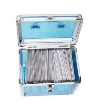 Китай Завод Цена Черный алюминиевый DJ Storage Case