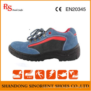 Electrical Safety Shoes with Good Quality Leather RS721