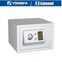 Safewell 25cm Height Ea Panel Electronic Safe for Office