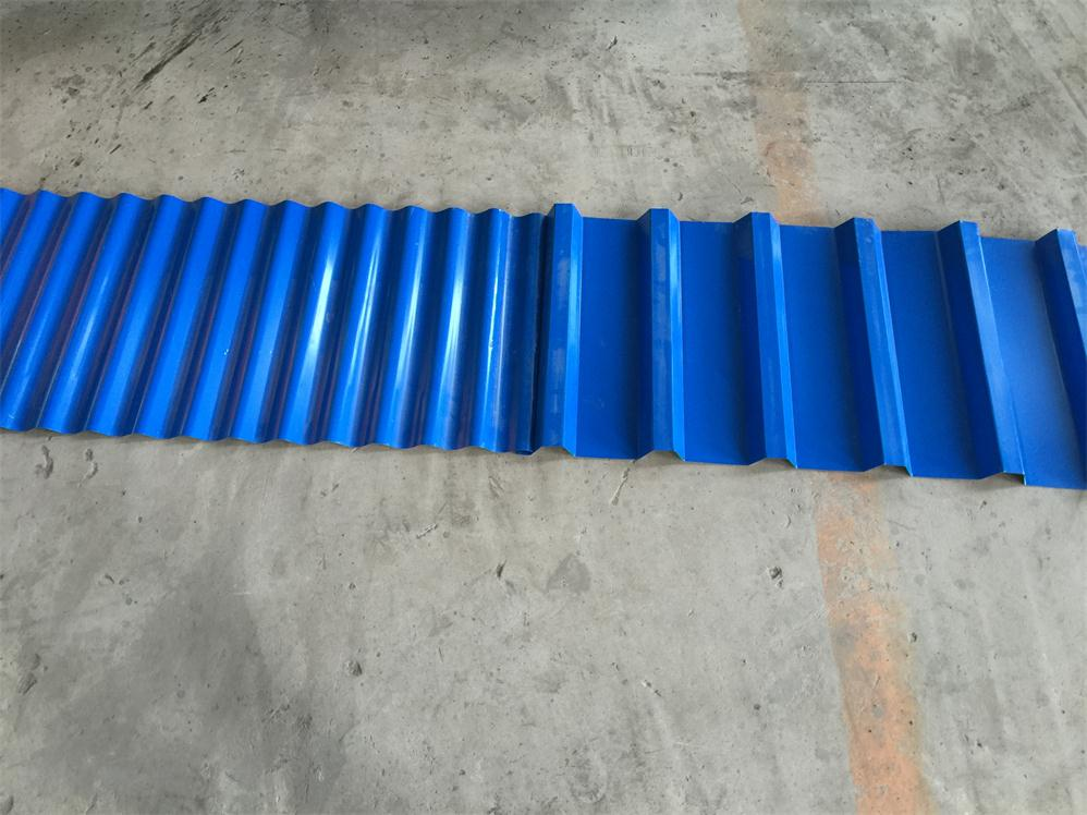 Trapezoidal and Corrugated IBR Roofing Sheet