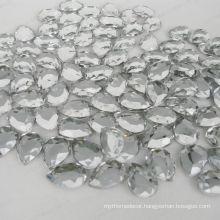 13*18mm clear tear drop acrylic diamond
