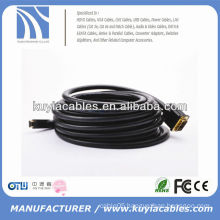 HIGH SPEED DVI TO HDMI CABLE MALE TO MALE 10M