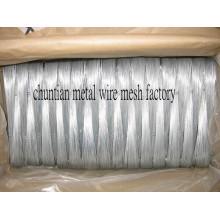 Tipo de U fio de empate 0.8 mm usado como ligação em construção