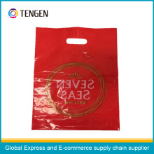 Plastic Handling Packaging Bag with OEM Printing