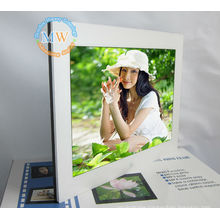 Music video picture playback functions of 15 inch digital photo frame