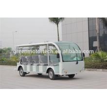 carros de golf del carro de visita turístico turístico ambiental del autobús 14 del turista ambiental con el turismo de los deportes y el uso del hotel