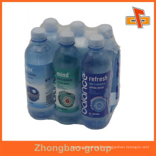 Heat sensitive water proof transparent customizable soft LDPE shrink film for packaging
