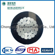 Professional Factory Supply!! High Purity flat electrical cable/overhead cable