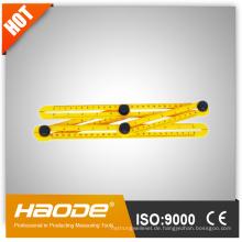 Flexible Kunststoff-Falt-ABS-Lineal