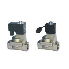 Válvula solenóide de ação indireta e normalmente fechada tipo 2/2 vias Válvulas solenóide de controle de fluidos série 2KS