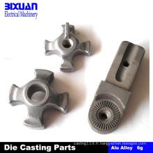 Pièce de moulage mécanique sous pression Fonderie d'aluminium