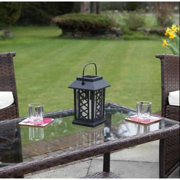TABLE HANGING CANDLE LANTERN LED LIGHT
