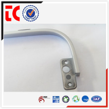 China famous aluminium die casting parts / adc12 aluminum casting part / white painted displayer support frame