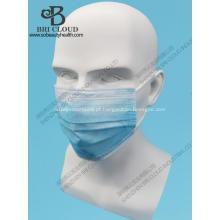 máscaras de proteção descartáveis para homens e mulheres