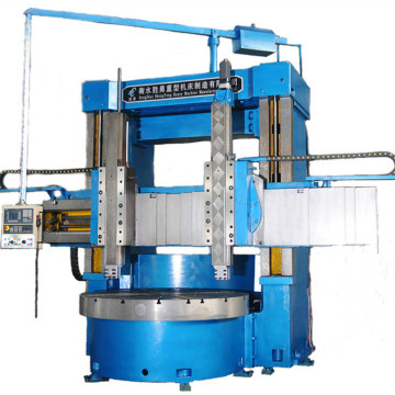 Large size vertical lathes machine