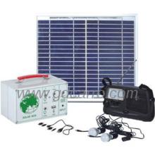 Portable solar power systems with USB CES-1205