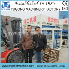 Popular in Tanzania brick making machine for sale