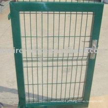 Electro galvanizado portão (fabricante profissional)