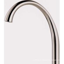 Coude en acier inoxydable pour robinet