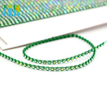 GBA003 Rhinestone Strands By The Yard Rhinestone Banding SS6