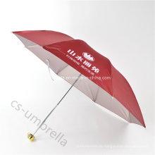 21 Zoll Wind Beständig 4 Falten Regenschirm (YS4F0009)