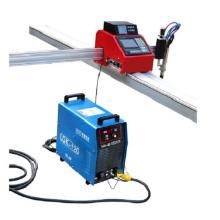 Cortadora de plasma CNC de máquina de corte de acero portátil