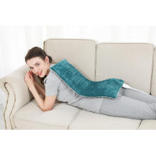 UL Approved Moist/Dry Body Heating Pad with LCD Display 8 Heat Settings 6 Timer Settings for Muscle Stiffness