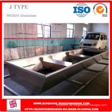 3m Aluminiumboot zum Angeln mit SGS (J10)