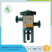 Automatic backwash comprehensive water hydrotreater