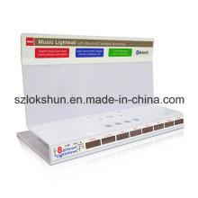 Drucken Acryl Regal Display Ständer für Elektronik