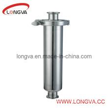 Sanitary Stainless Steel Straight Strainer