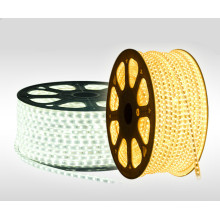 LED SMD5050 DC220V Flexible LED Strip Light for Decoration