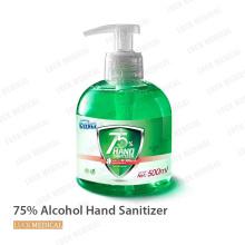 Vente chaude de désinfectant écologique à 75% d'alcool