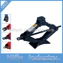 JFM-1503 Lifting jack 1.5 Ton Manual Scissor Jack Powered Auto Tools Screw Jack