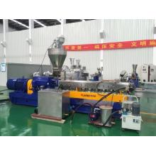 POM with glass fiber reinforcement granulator
