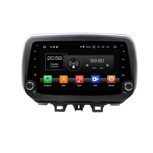 Octa core car multimedia player para IX35 / Tucson 2018