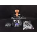 cheap portable plastic hookah shisha with LED