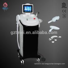 Permanente Effekte! Hausgebrauch e-light Haarentfernungsgerät / ipl tragbare Haarreinigungsmaschine