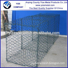 China Anping Diamond net/hexagonal wire mesh/welded Gabion box ( factory )