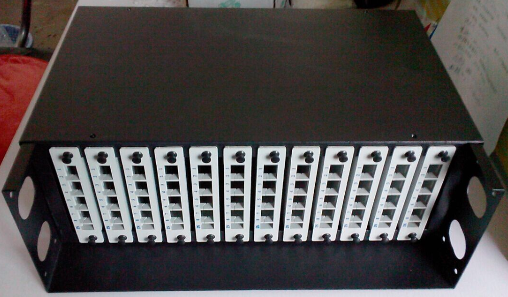 96 Port Fiber Optic Patch Panel