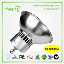 Hot sales High Power Industrial Fixture LED High Bay Light 50W 3 years warranty