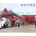 75 Mobile Concrete Mixer Equipment