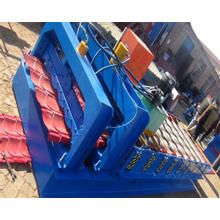 Dx Automatic Hydraulic Glazed Tile Roll Forming Machinery