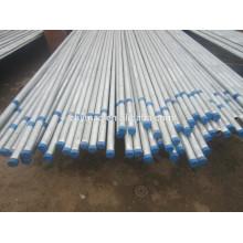 ERW galvanisiertes Rohr mit Kupplungen