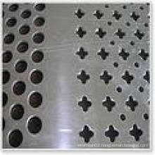 304 Stainless Steel Performated Metal Sheet with Different Shapes (LS-03)