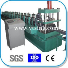 Passed CE and ISO YTSING-YD-6601 Automatic Control Rack Roll Forming Machine